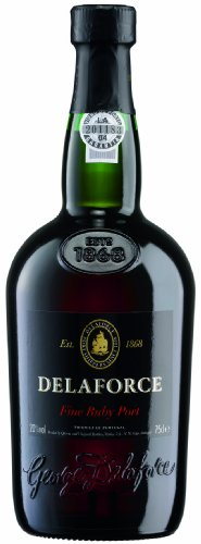 Delaforce Fine Ruby Port, 0.75 l