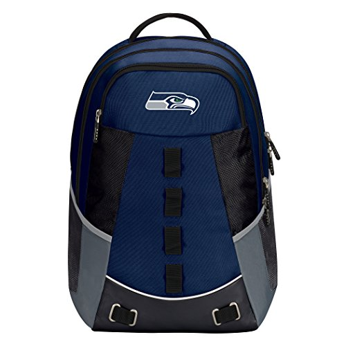 """NFL Seattle Seahawks """"Personnel"""" Backpack, 19"""" x 5"""" x 13"""""""