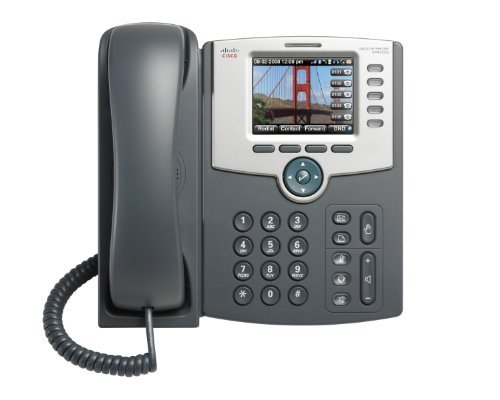 Portable, Cisco SPA525G2 5-Line IP Phone Consumer Electronic Gadget Shop