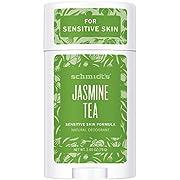 Schmidt's Deodorant Stick Vegan Tee mit Jasmin, 75 g, 1 Stück