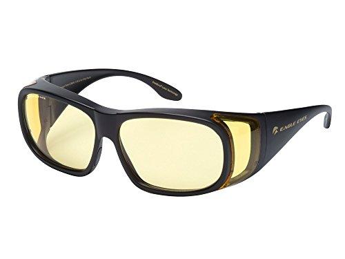 Eagle Eyes night-lite fitons conducción nocturna gafas con anti reflectante Recubrimiento