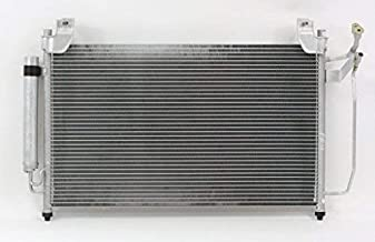 A/C Condenser - Pacific Best Inc For/Fit 3589 07-12 Mazda CX7 With 1.25'' Inch Spring Lock Fitting