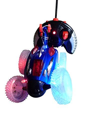 Zabawka RC Auto, A154, zdalnie sterowane auto wyczynowe z oświetleniem, posortowane pod względem koloru