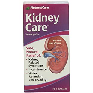 Naturalcare Kidney Care Capsules, 60 Count:Ege17ru
