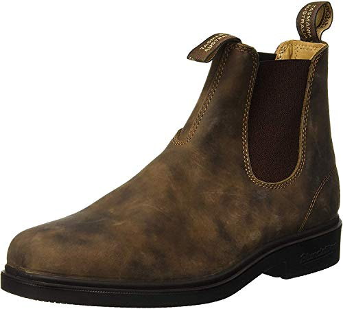 Ralph Libonati Co/Blundstone M Women's Chisel Toe 1306, Rustic Brown, 13.5