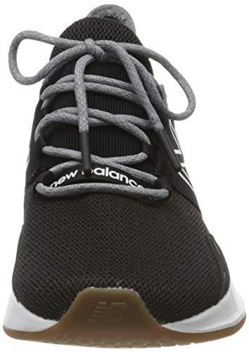 New Balance Fresh Foam Roav, Zapatillas de Correr Mujer, Negro (Black), 40.5 EU