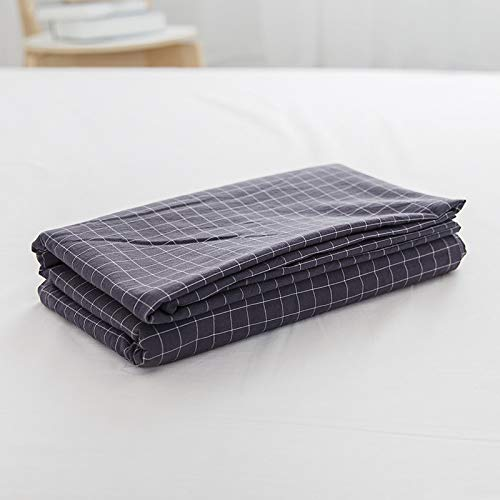 Xiaomizi Sábanas grandes para colchones, microfibra cepillada suave y sábanas antiarrugas