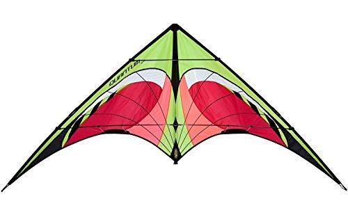 Prism Quantum Dual-line Stunt Kite, Fire