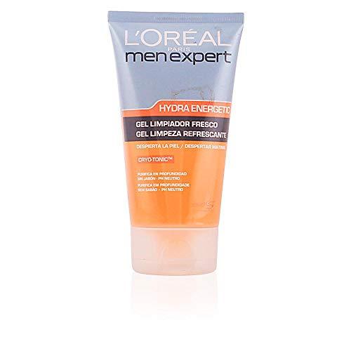 L'Oreal Men Expert Hydra Energy, Reinigungsgel mit Aufwach-Kick, 150 ml