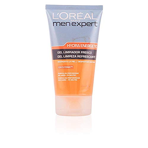L'Oreal Men Expert Hydra Energetic Anti-Fatigue Daily Face Wash 150ml...