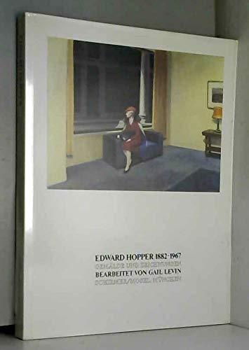 Edward Hopper 1882 - 1967. Gemälde und Zeichnungen. Sonderausgabe
