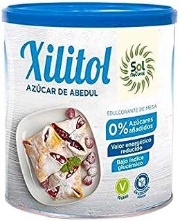 Xilitol Azúcar de Abedul Sol Natural 500g
