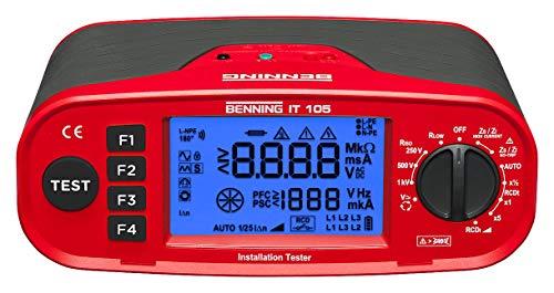 Benning 44105 IT 105 Installationsprüfgerät