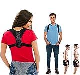 HomeJoy Posture Corrector Shoulder Back Support Belt Posture Corrector Therapy Shoulder Belt