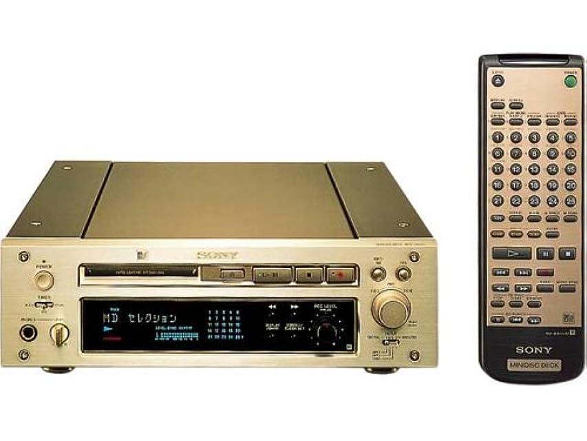 の頭の上摂氏度浜辺SONY ソニー MDS-J3000 コンパクト MDレコーダー