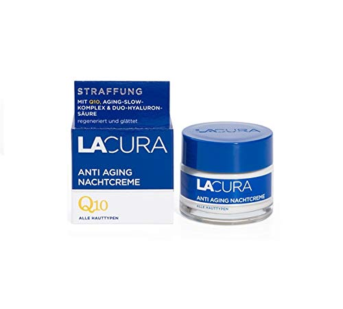 LACURA ANTI AGING NACHTCREME Q10 50 ml