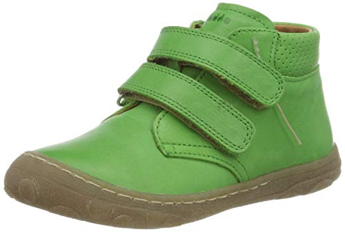 Froddo Unisex-Kinder G2130194 Kids Shoe Slipper, Grün (Green I18), 24 EU