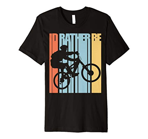 Mountain Biking T Shirt Mountain Bike T-Shirt Mountain Biker