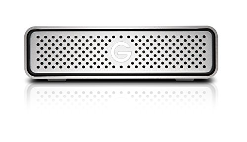 SanDisk Professional G-DRIVE 4 TB, disco rigido desktop di classe enterprise, disco rigido interno Ultrastar, USB-C (5 Gbps), USB 3.2 Gen 1