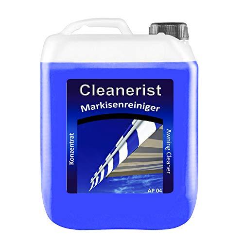 Limpiador concentrado para toldos Cleanist, 5 litros, AP04, para sombrillas, toldos, toldos y toldos