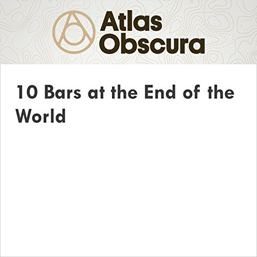 10 Bars at the End of the World audiobook cover art