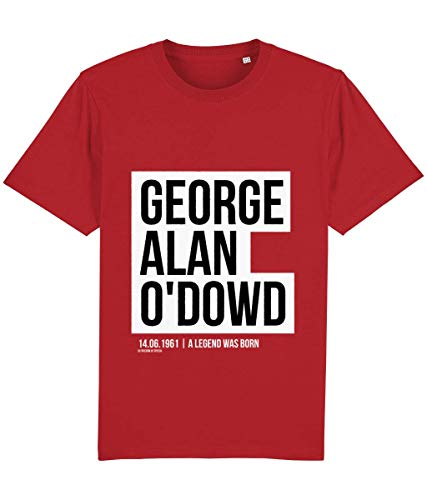 George Alan O'Dowd - aka Boy George - 100% Organic Cotton T-Shirt