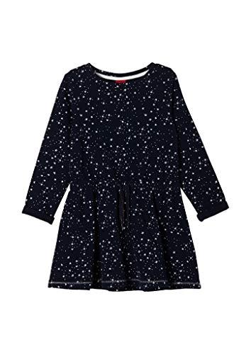 s.Oliver Junior Mädchen 403.10.011.20.200.2052937 Kleid, 59A1, 128 cm Regular