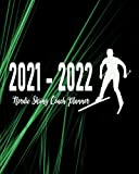 Nordic Skiing Coach Planner 2021 - 2022: Monthly Calendar to Schedule Practice and Meetings for Academic Year July 2021 to June 2022; Team's ... Dot Grid Pages for Planning Game Strategies