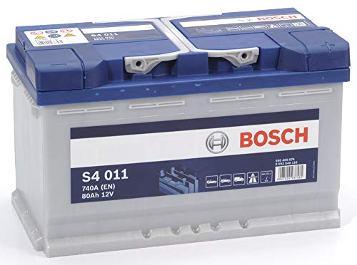 Starterbatterie S4 |Bosch (0 092 S40 110) | Batterie, Startanlage (inkl. Pfand)
