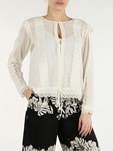 Blouse Twin Set Broderie Neige, 40