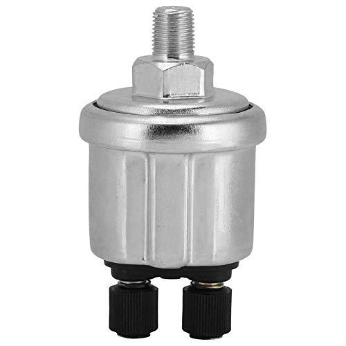 "1/8""NPT Öldrucksensor,0-10bar Universeller Öldrucksensor Öldruck-Sensor Motoröl Druckschalter Sensormessgerät sensor für Wasser,Öl und Gas"
