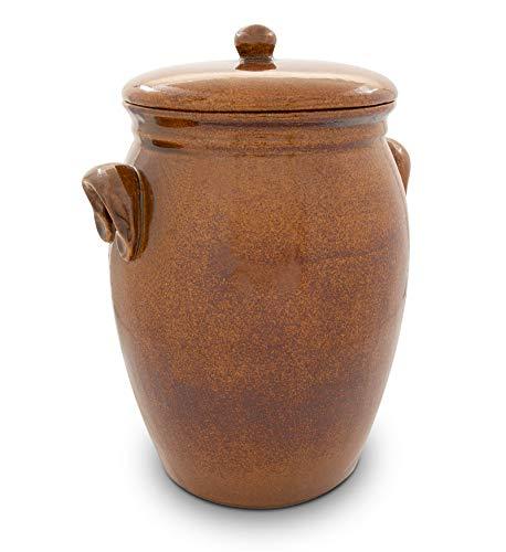 Original K&K Rumtopf 7,0 Liter - Form 2 / Mehrzwecktopf/Keramiktopf