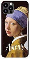 可愛い World Masterpiece Series 世界 名作 名画 シリーズ8 キャラクター iPhone ケース 互換対応と Galaxy ケース 互換対応 ポリカーボネート ハード サイド スライド カード 収納 スマホケース TA-BTS-GAE-18-32-M008 (Galaxy s9) [並行輸入品]