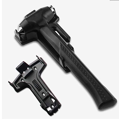 AFJ La trituradora de Vidrio está Perfectamente integrada con la cortadora del cinturón de Seguridad, es fácil de Llevar y, en Caso de Emergencia, es Capaz de Escapar rápidamente del Peligro.