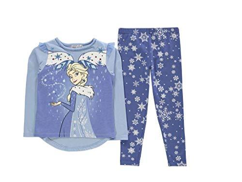 Frozen - Die Eiskönigin Schlafanzug (128)