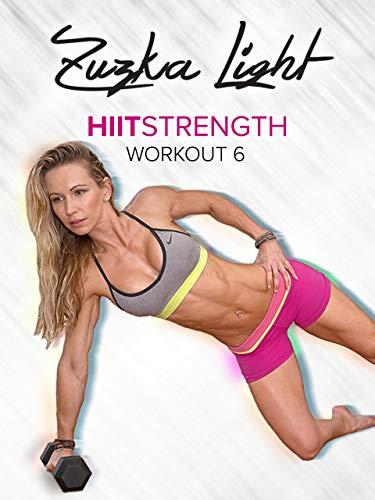 Zuzka Light: HIIT Strength Workout 6