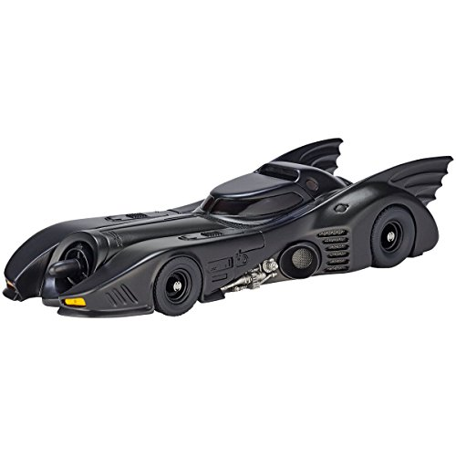figure complex ムービー・リボ Batmobile 1989 バットモービル(1989) 全長約170mm ABS&PVC製 塗装済み可動フィギュア リボルテック