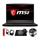 MSI GF65 Thin 9SEXR-249 (i5-9300H, 8GB RAM, 512GB NVMe SSD, RTX 2060 6GB, 15.6' Full HD, Windows 10) Gaming Notebook