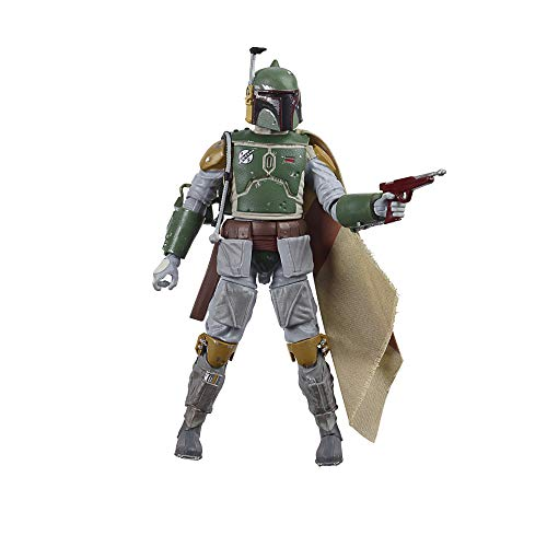 Star Wars 40ème anniversaire - Figurine Black Series Boba Fett 15 cm - Edition Collector