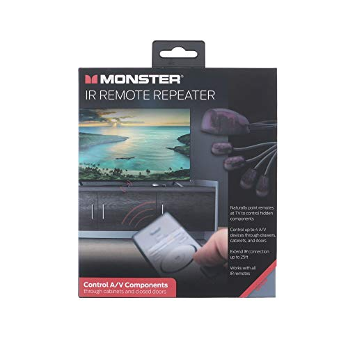 Monster IR Remote Control Extender KIT B