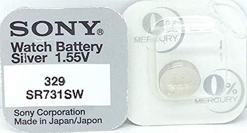 1 Pile SONY 329-731SW - 0% Mercure