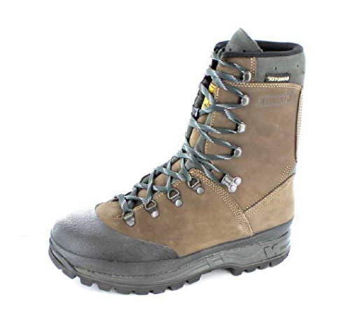 Meindl Unisex Crib Shoe, Taupe, 43 EU