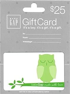 gap gift certificates online
