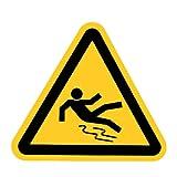Warnung vor Rutschgefahr Folie selbstkebend 200 mm