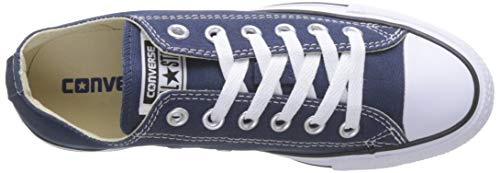 Converse Unisex Chuck Taylor All Star Low Top Navy Sneakers - 6.5 B(M) US / 4.5 D(M)US Men