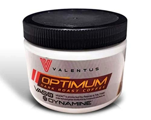 CAFE VALENTUS DINAMINE OPTIMUM DARK ROAS COFFEE PLAN 30 DIAS