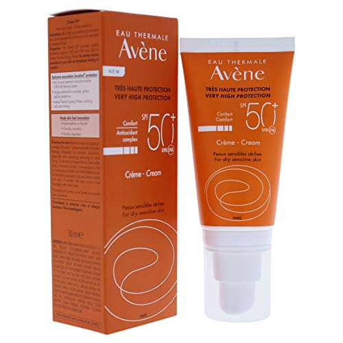 Avène Mineralische Sonnencreme LSF 50, 50ml