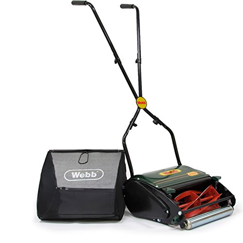 Webb WEH12R Rear-Roller Hand Mower