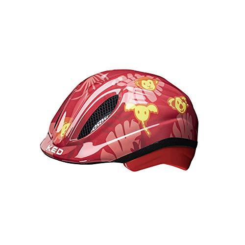 KED Meggy II Trend Helm Kinder Safari/pink Kopfumfang S/M | 49-55cm 2020 Fahrradhelm