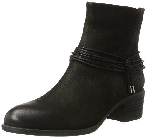 SPM Damen Olga Ankle Chelsea Boots, Schwarz (Black), 37 EU